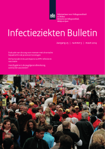 Infectieziekten Bulletin