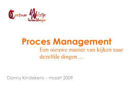 Proces Management