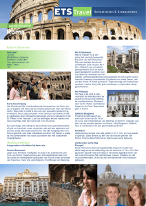 Rome - ETS Travel
