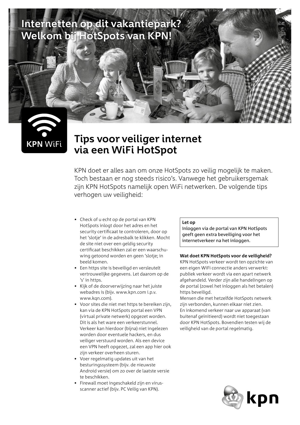 Tips Voor Veiliger Internet Via Een Wifi Hotspot Internetten