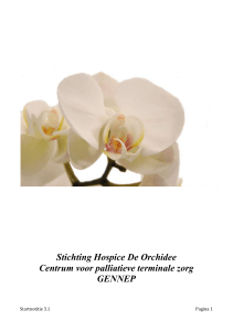 Stichting Hospice De Orchidee