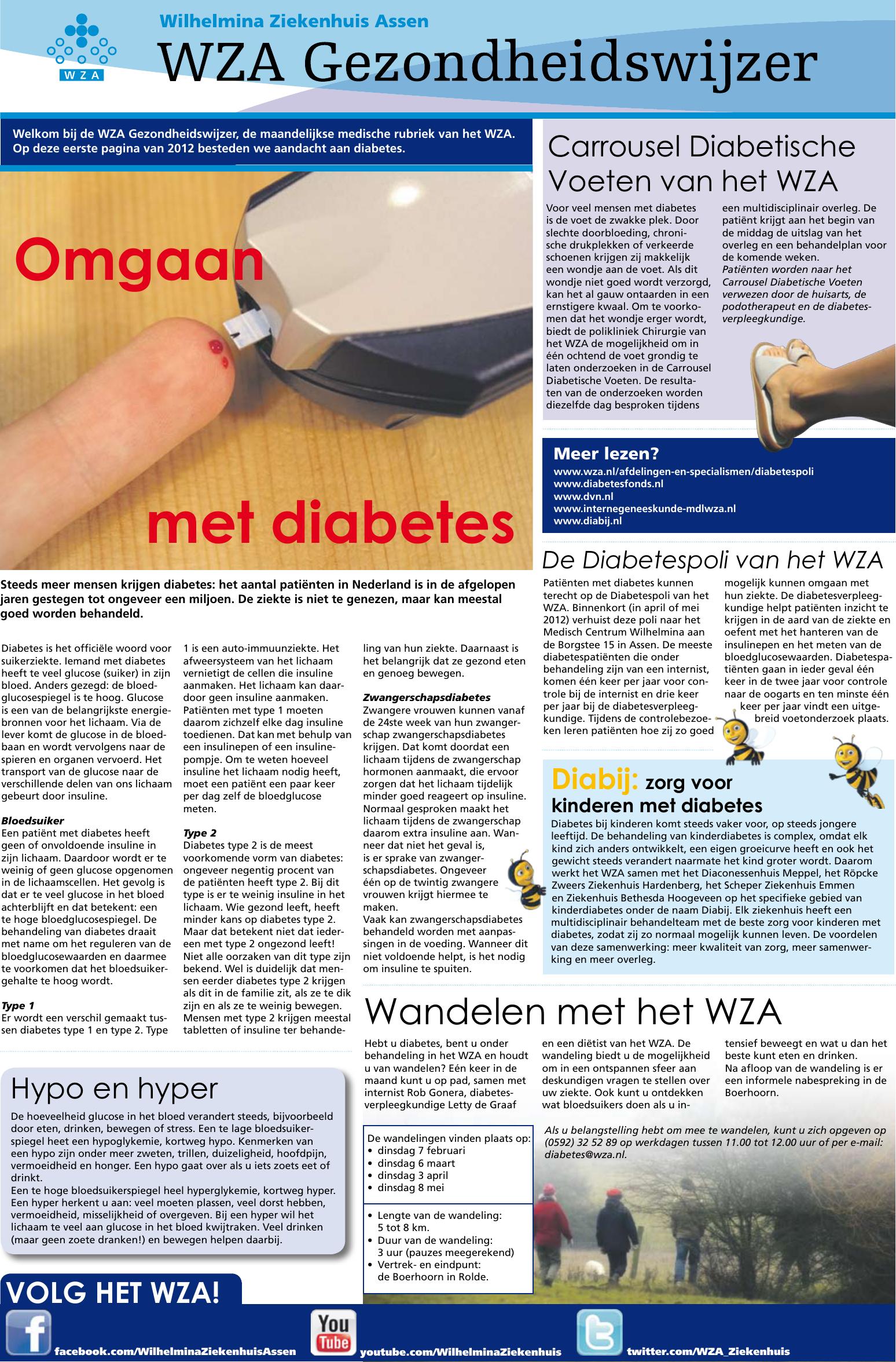 diabetes ziekenhuis hoogeveen
