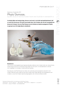 Phyto`Osmose - Mink Beauty Concepts