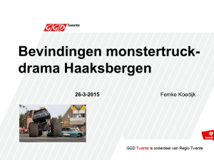Bevindingen monstertruck-drama Haaksbergen