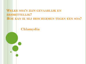 Chlamydia - Bloggen.be