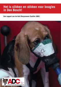 ADC Will Research - Anti Dierproeven Coalitie