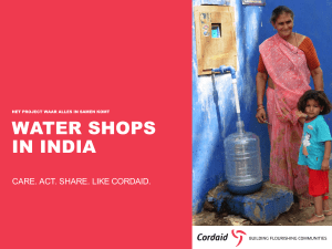 Water Shops in india