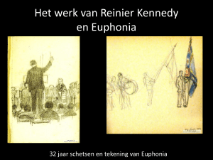Presentatie Kennedy en Euphonia 22 april 2012.pps