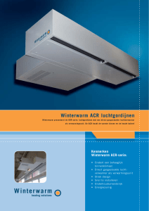 Product brochure ACR