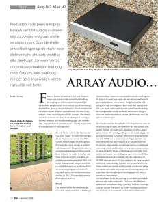 HVT - Array Audio