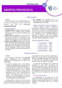 07 fiche abortus NL actualisee 2012 11 27