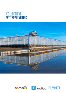collectieve waterzuivering