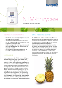 NTM-Enzycare