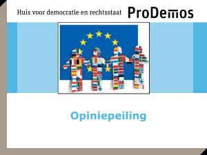 Opiniepeiling