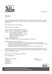 Brief westhoek 2017