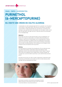Purinethol (6-MercaPtoPurine)