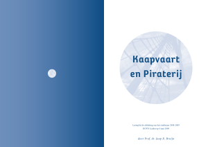 Kaapvaart en Piraterij