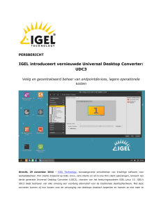 WORD - IGEL Technology