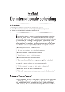 De internationale scheiding - Financiele Planning Voor Iedereen
