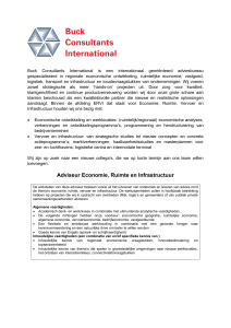 Buck Consultants International is een strategisch adviesbureau