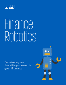 Finance Robotics