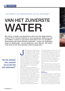 van het zuiverste - Materials Science and Technology of Polymers at