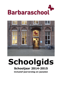 Cover - Barbaraschool