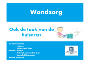 Workshop wondzorg 16 november