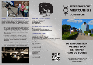 Sterrenwacht Mercurius