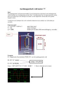 Radiometrische dating massaspectrometer