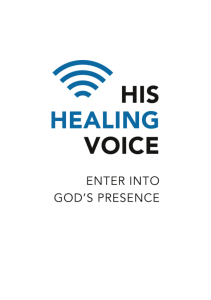 Untitled - His Healing Voice