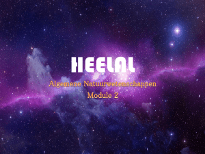 heelal - WordPress.com