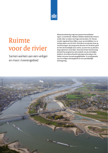 Ruimte voor de rivier - Water Internationaal