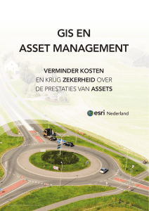 gis en asset management