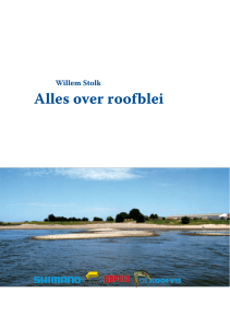 Alles over roofblei