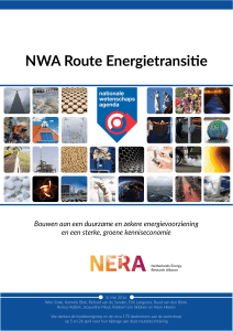 NWA Route Energietransitie