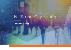 NL Smart City Strategie