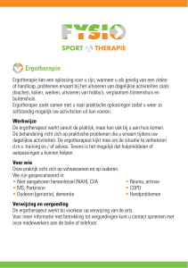 PLAN Ergotherapie