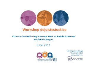 Workshop presentatie PO`s 17 april 2012 (ppt / 2.85