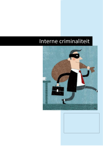 Interne criminaliteit
