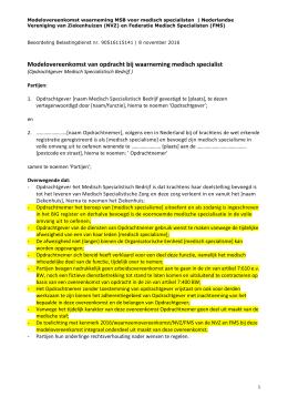 werknemer ondertekent boeteclausule niet