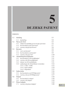 de zieke patient - health.belgium.be