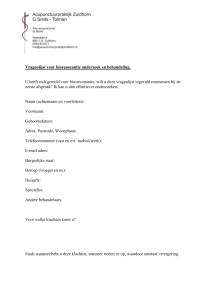 Word document - Acupunctuurpraktijk Zuidhorn