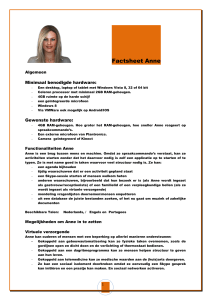 Factsheet Anne