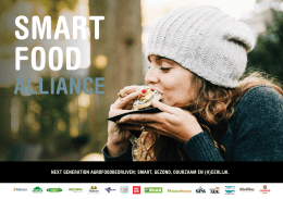 smart food alliance flyer