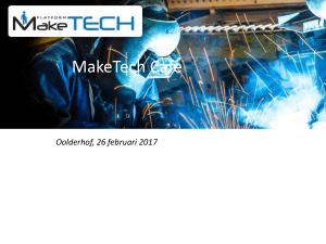 MakeTech Cafe - Maketech Platform