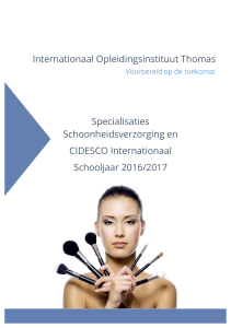 Internationaal Opleidingsinstituut Thomas Specialisaties