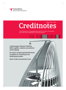 Landenrapport Rusland - Atradius Dutch State Business