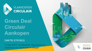 Green Deal Circulair Aankopen