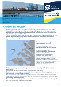 Lesbrief MV2 - Maasvlakte 2 the movie(*)